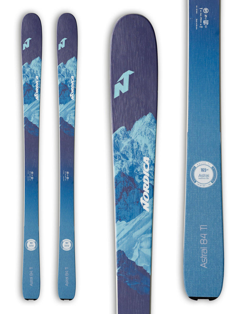 Nordica Astral 84 Womens Skis 2021