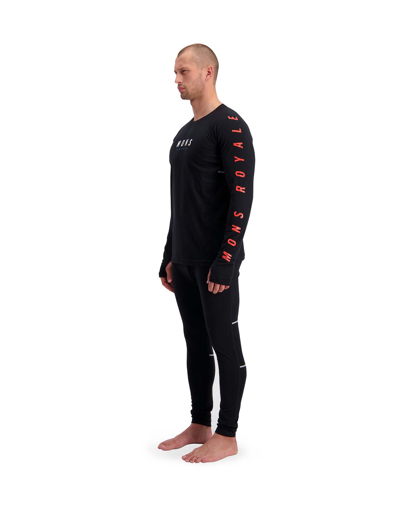 Mons Royale Mens Olympus 3.0 Legging Base Layer