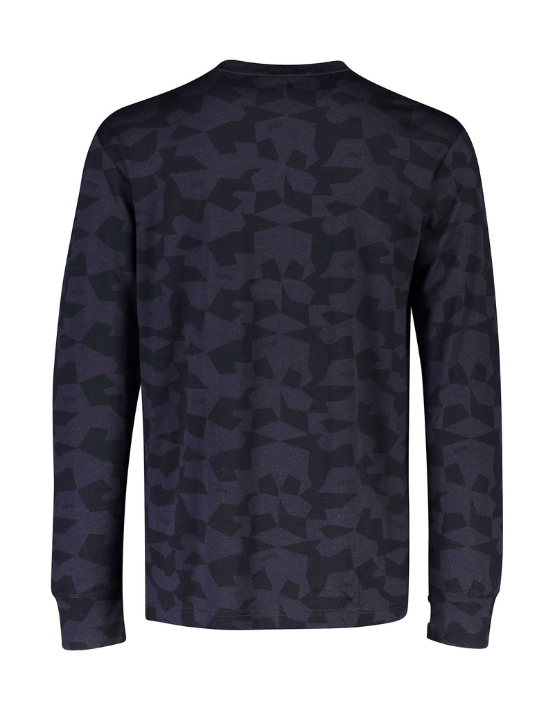 Mons Royale Mens Yotei Tech Long Sleeve Base Layer