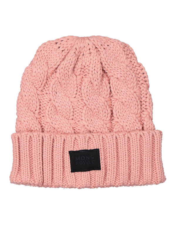 Mons Royale Rope Tow Beanie