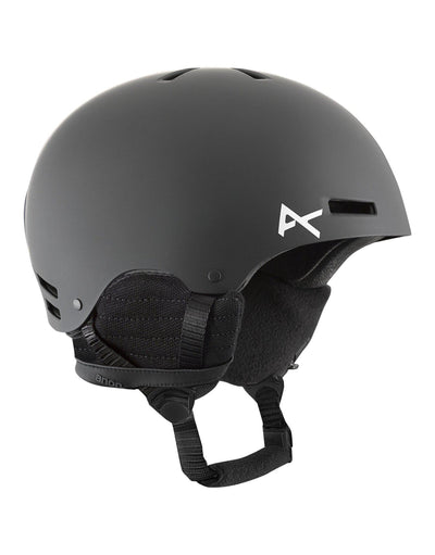 Anon Rime Junior Helmet - Black / Small / Medium - aussieskier.com - 2
