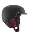 Anon Aera Womens Ski Helmet-Black Cherry-Medium-aussieskier.com