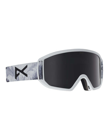 Image of Anon Relapse Ski Goggles-Loc / Sonar Silver Lens-aussieskier.com