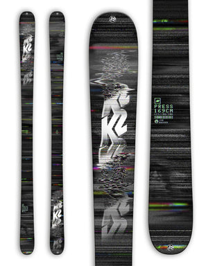 K2 Press Skis 2018-139cm-aussieskier.com