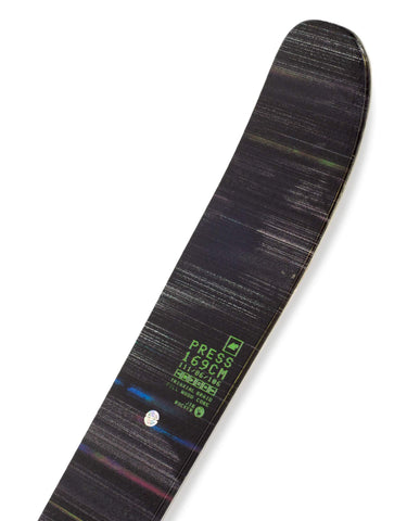 K2 Press Skis 2018-aussieskier.com