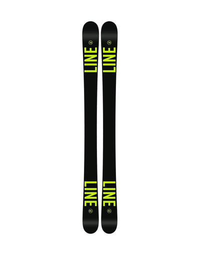 2018 Line Wallisch Shorty Junior Skis-aussieskier.com