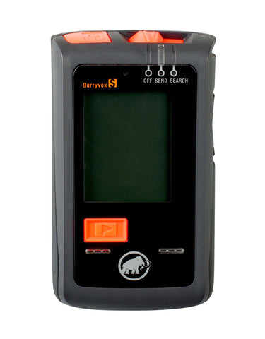 Image of Mammut Barryvox S Avalanche Beacon-aussieskier.com