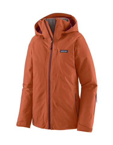 Image of Patagonia Womens Insulated Powder Bowl Ski Jacket