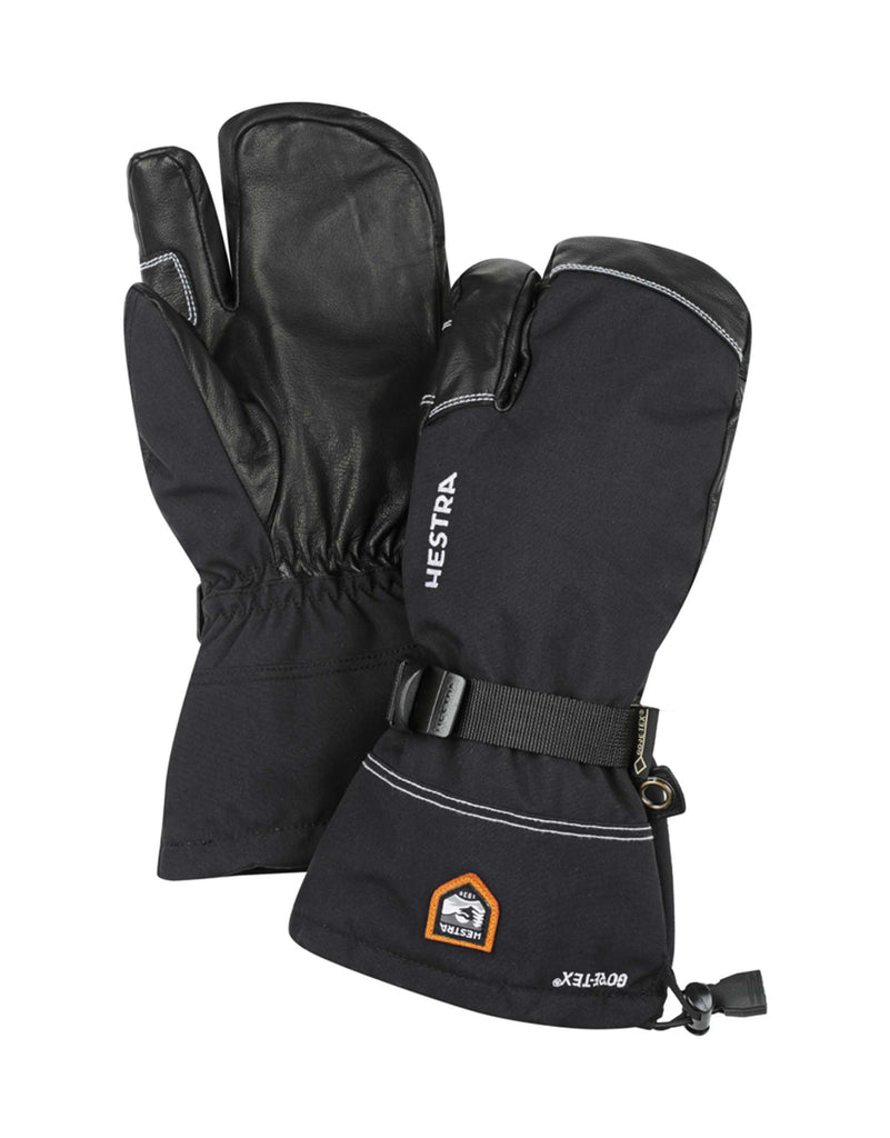 Hestra Army Leather GTX XCR 3 Finger Gloves-8-aussieskier.com