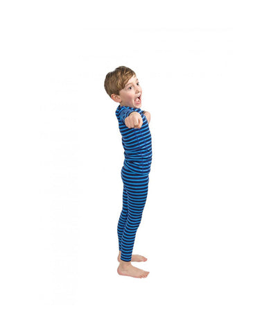 Image of 360 Degrees Kids Thermal Pants-X Small-Ocean-aussieskier.com
