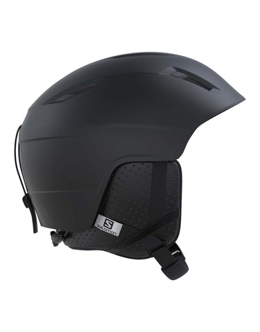 Salomon Cruiser 2 4D Ski Helmet-Small-Black-aussieskier.com