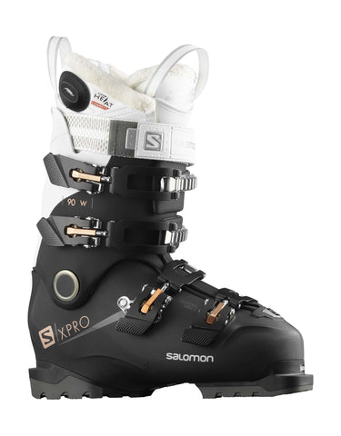 Image of Salomon X Pro 90 Custom Heat Connect Womens Ski Boots-aussieskier.com