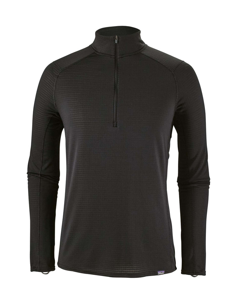 Patagonia Mens Capilene Thermal Weight Zip Neck Top