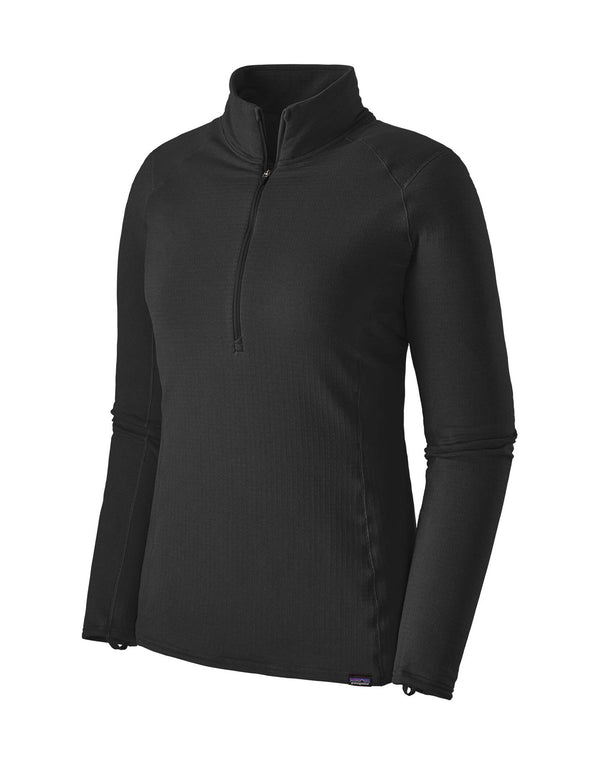 Patagonia Womens Capilene Thermal Weight Zip Neck Top