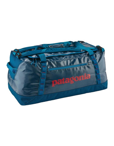 Image of Patagonia Black Hole 90L Duffel Bag-Big Sur Blue-aussieskier.com
