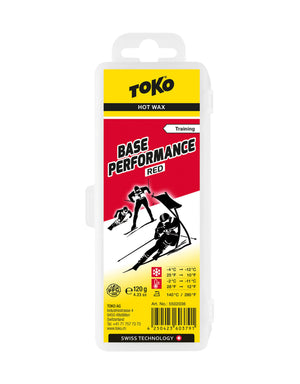 Toko Base Performance Ski Wax - 120g