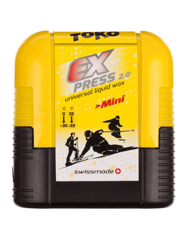 Toko Express Universal Liquid Ski Wax - 75ml