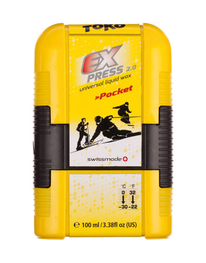 Toko Express Universal Liquid Ski Wax - 100ml