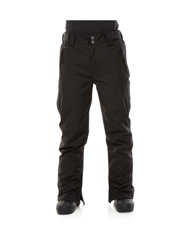 XTM Method II Ski Pants-Small-Black-aussieskier.com