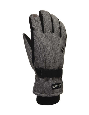 Image of XTM Whistler Womens Gloves-X Small-Grey Denim-aussieskier.com