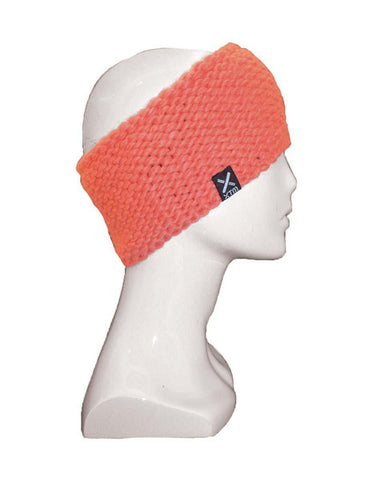 Image of XTM Amber Womens Headband-Coral-aussieskier.com