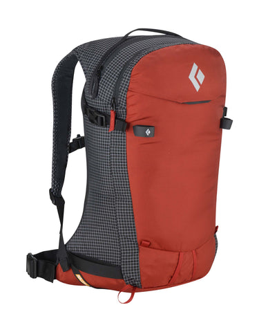 Black Diamond Dawn Patrol 25L Alpine Touring Backpack-Small / Medium-Deep Torch-aussieskier.com