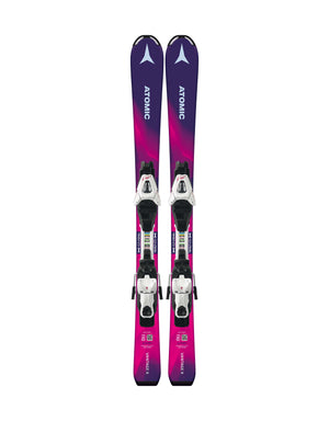 Atomic Vantage Girl X Skis + C5 Bindings 2019-aussieskier.com