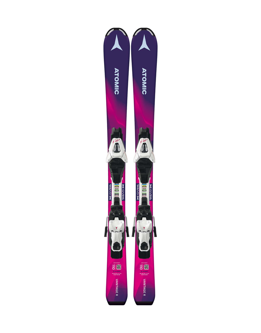 Atomic Vantage Girl X Skis + C5 Bindings 2019