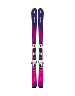 Atomic Vantage Girl III X Skis + L7 Bindings 2020-aussieskier.com