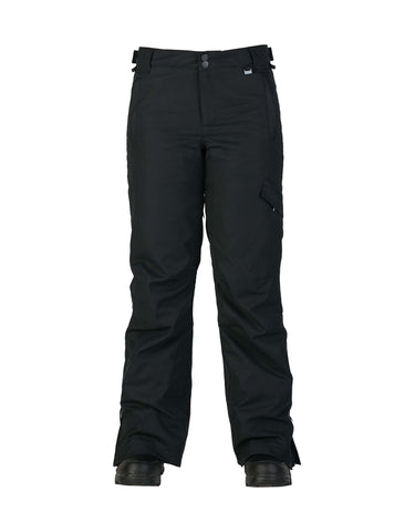 Image of Rojo Adventure Awaits Womens Ski Pants-6-True Black-aussieskier.com