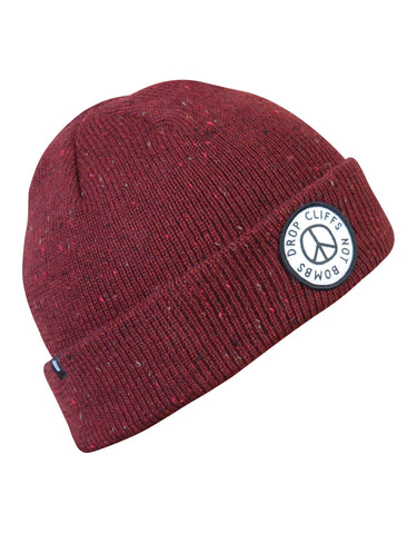Image of Planks Peace Beanie-Berry-aussieskier.com