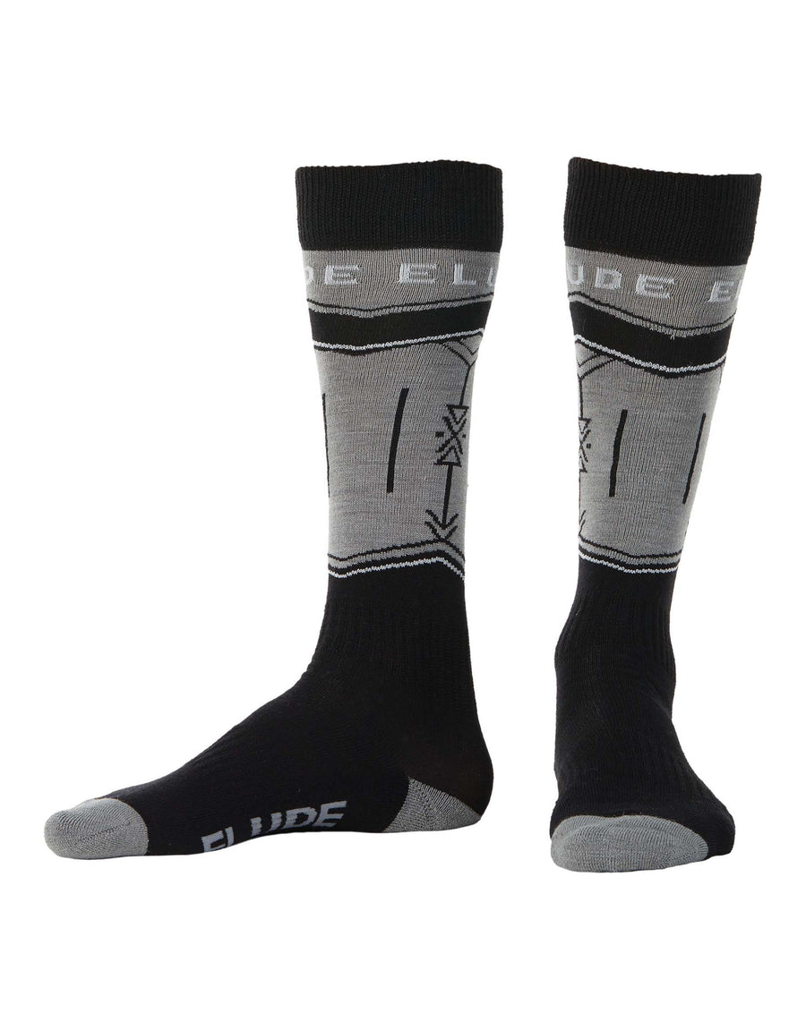 Elude Arrow Ski Socks