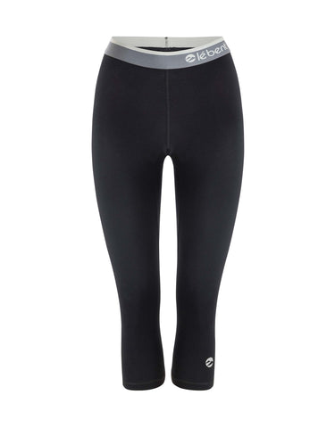 Image of Le Bent Le Base 200 Womens 3/4 Base Layer Pants-aussieskier.com