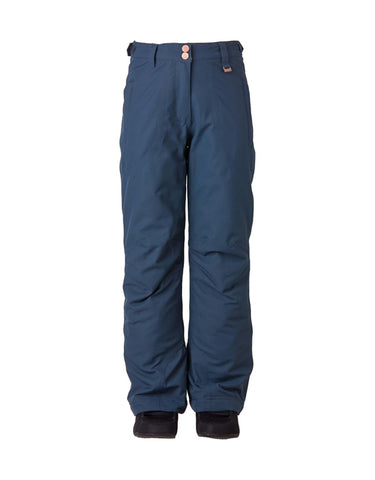 Rojo BF4EVA Girls Ski Pants-10-Blue Nights-aussieskier.com