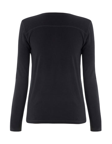 Image of Le Bent Le Base 200 Crew Womens Base Layer-aussieskier.com