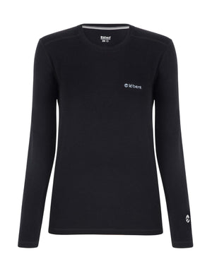 Le Bent Le Base 200 Crew Womens Base Layer-Small-aussieskier.com