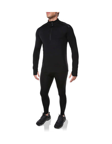 Image of Vigilante Cellular 1/4 Zip Thermal Top-aussieskier.com