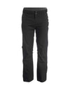 Pure Snow Copper Mens Ski Pants-Black-X Small-aussieskier.com