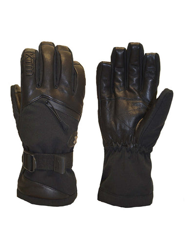 XTM Grimus Gloves-Small-Black-aussieskier.com