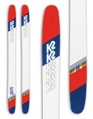 K2 Catamaran Powder Skis 2020