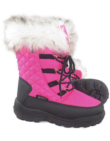 Image of XTM Inessa Girls Snow Boots-23-24-Candy-aussieskier.com