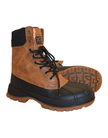 Image of XTM Konrad Mens Snow Boots-40-Brown-aussieskier.com