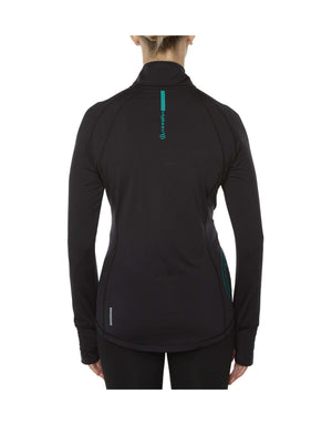 Vigilante Womens Far North 1/4 Zip Thermal Top