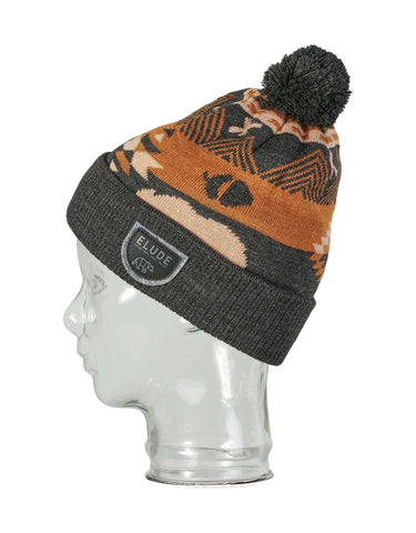 Image of Elude Growl Beanie-Cathay Spice-aussieskier.com