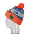 Elude Growl Beanie-Red Orange-aussieskier.com