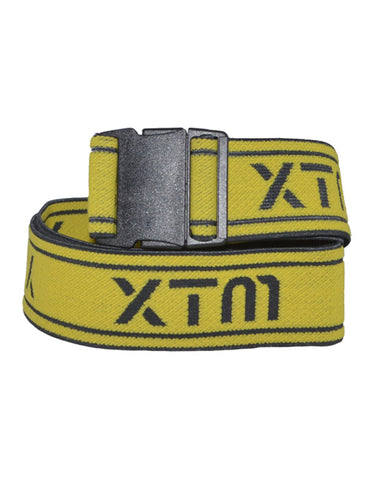 Image of XTM Stretch Belt-Yellow-aussieskier.com
