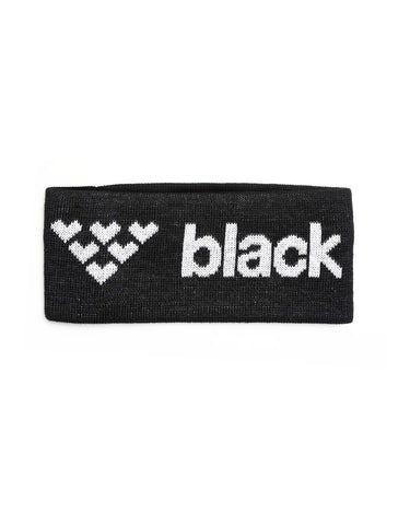 Image of Black Crows Frons Headband-Black / White-aussieskier.com