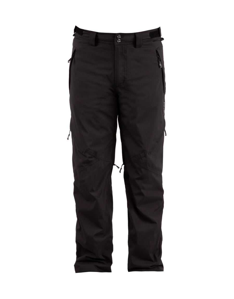 Pure Riderz Keystone Mens Ski Pants-Black-X Small-aussieskier.com