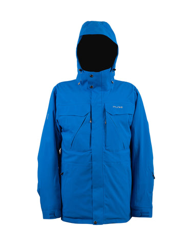 Pure Riderz Killington Mens Ski Jacket-Medium-Stratos-aussieskier.com
