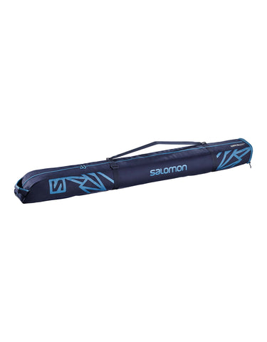 Image of Salomon Extend 1 Pair 165+20 Ski Bag-Blue / Blue-aussieskier.com